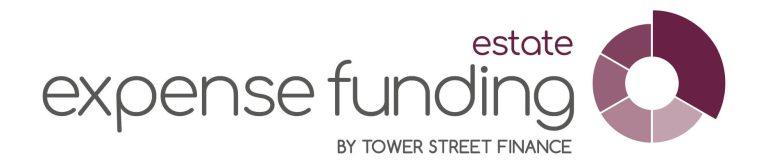 Estate Expense Funding