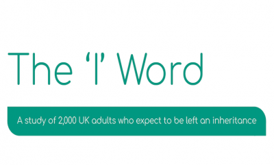 'The 'I' Word' – exclusive findings on inheritance from Tower Street Finance